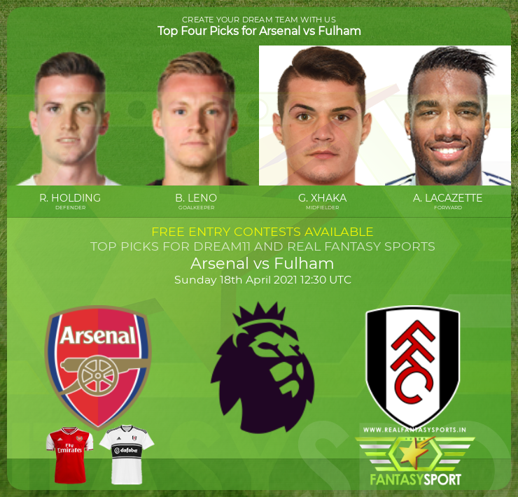 Arsenal vs Fulham prediction (18th April 2021)