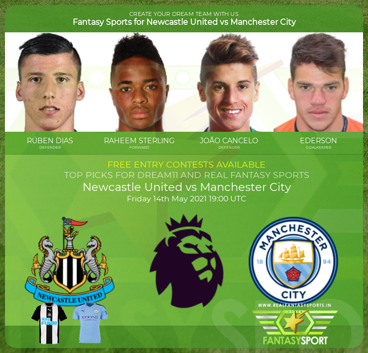 Newcastle United vs Manchester City match prediction (14th May 2021)