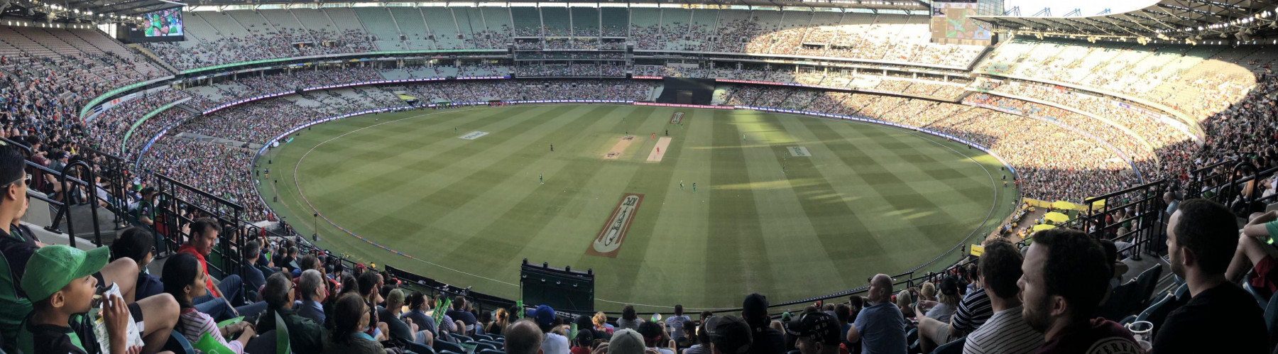 How cricket is making a comeback