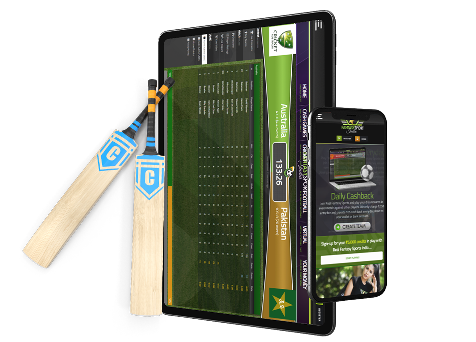 Fantasy Cricket Mobile
